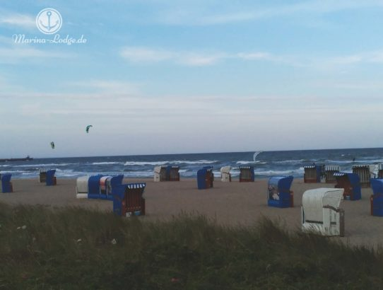 Kitesurfen in Port Olpenitz
